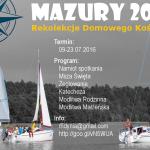 Mazury-2016-Flotylla-Domowego-Kociola
