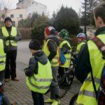 wyprawa rowerowa Służby Liturgicznej