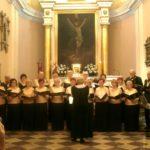 Koncert chóru Uniwersytetu Trzeciego Wieku w Grodzisku Maz.