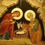 Święta Narodzenia Pańskiego w naszym kościele.