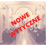 Funkcjonowanie parafii od 30 maja do odwołania [INFOGRAFIKA] Kliknij
